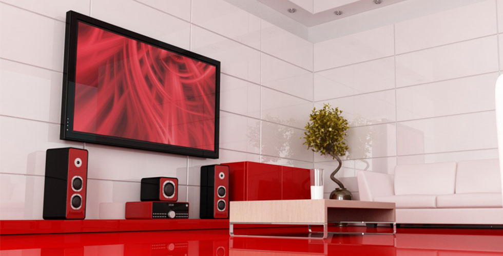 Design a Home Theatre Room
